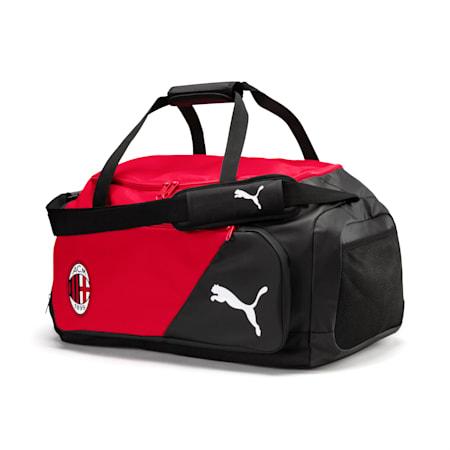 AC Milan LIGA Medium Bag, Tango Red-Puma Black, small