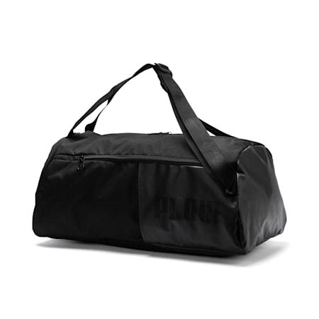 Training Essentials Transform Duffle Bag, Puma Black, small-SEA
