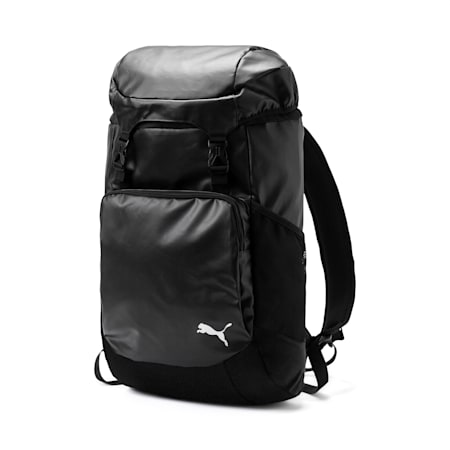 Training Pro Daily Backpack, Puma Black, small-IND