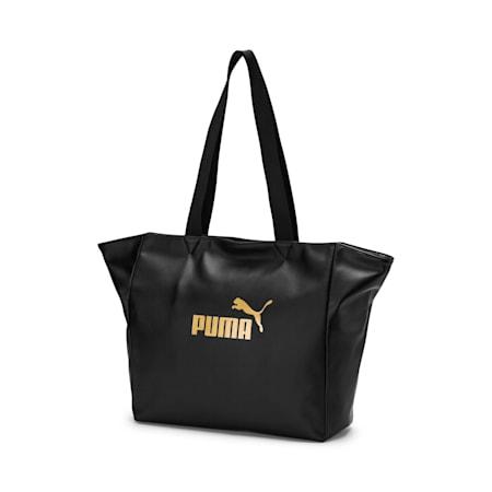 Large Women's Shopper, Puma Black, small-SEA