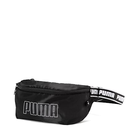 PUMA Women Core Waistbag, Puma Black, small-SEA