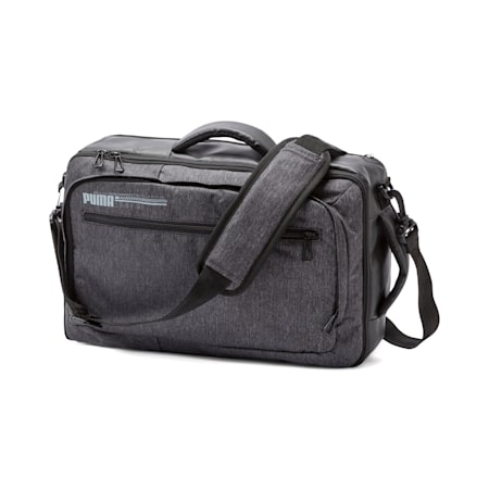 Energy Training Two-Way Work Bag, Medium Gray Heather, small-IND