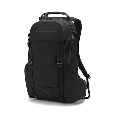 Porsche Design Active Backpack, Jet Black, small