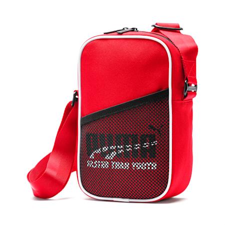 PUMA x ADER ERROR Portable Small Shoulder Bag, Puma Red, small-SEA