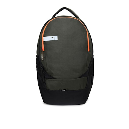 PUMA Vibe Backpack IND, Forest Night, small-IND