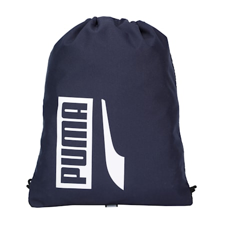 Plus Reflective Tec Gym Sack, Peacoat, small-IND