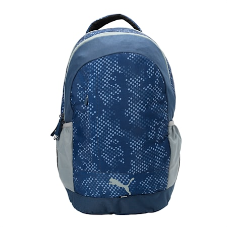 PUMA Pop Backpack, Sargasso Sea-Quarry-Graphic, small-IND