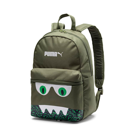 PUMA Monster Backpack, Olivine, small