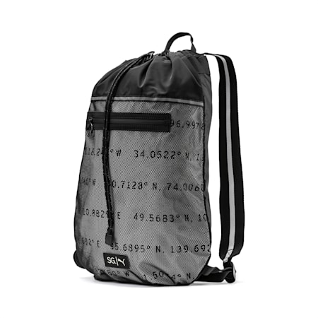 SG x PUMA Sport Smart Bag, Puma Black, small