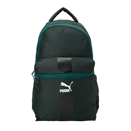 Originals Daypack, Ponderosa Pine- Black- White, small-IND