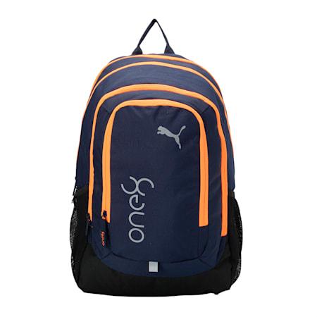 one8 X Virat Kohli Core Backpack, Peacoat, small-IND