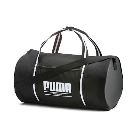Base Women's Barrel Bag, Puma Black, small-SEA
