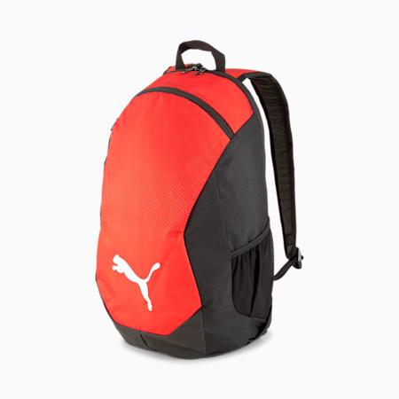 teamFINAL 21 Backpack, Puma Red-Puma Black, small-IND