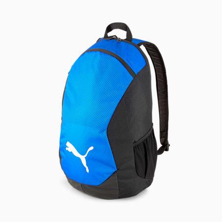 teamFINAL 21 Unisex Backpack, Electric Blue Lemonade-Puma Black, small-IND