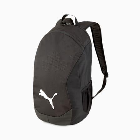 teamFINAL 21 Unisex Backpack, Puma Black, small-IND