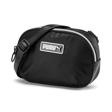 Classics Women's X-Body Bag, Puma Black, small-IND
