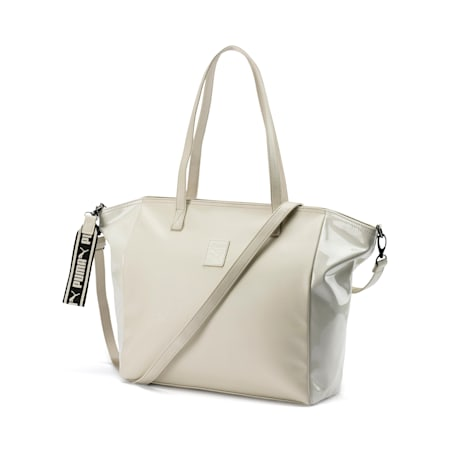 Premium Large Women's Shopper, Overcast, small-IND