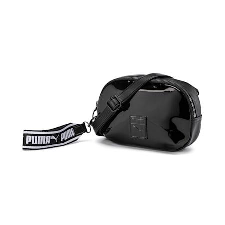 Premium Women's X-body Bag, Puma Black, small-SEA
