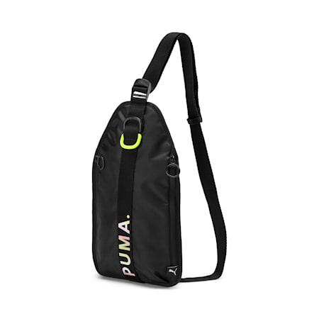 Prime Street Women's Sling Bag, Puma Black, small-SEA