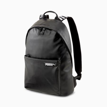 Prime Cali Women's Backpack, Puma Black-Puma White, small-IND