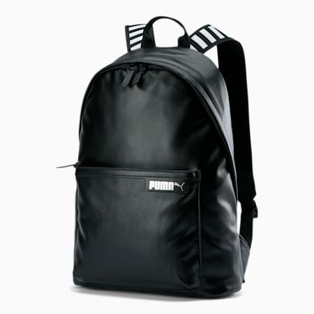 Prime Cali Women's Backpack, Puma Black-Puma White, small-SEA