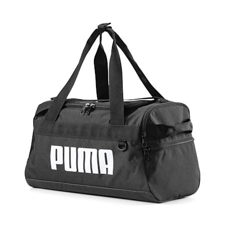 Challenger Duffel Bag, Puma Black, small