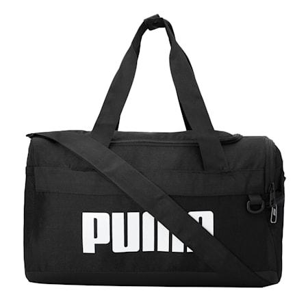Challenger Duffel Bag, Puma Black, small-IND