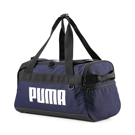 PUMA Challenger Extra Small Unisex Duffel Bag, Peacoat, small-IND