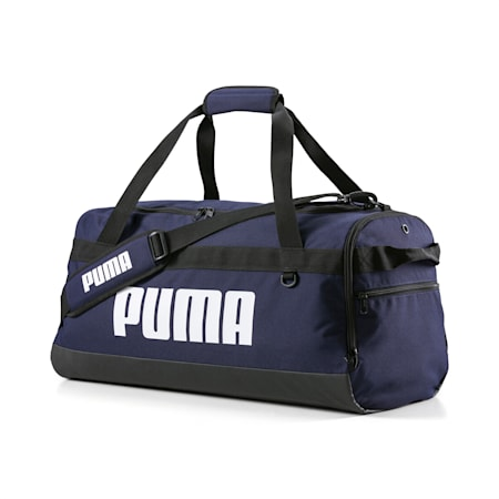 PUMA Challenger Mittelgroße Sporttasche, Peacoat, small