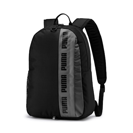 Phase Backpack II, Puma Black, small-SEA