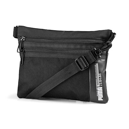Energy Training Shoulder Bag, Puma Black, small-SEA