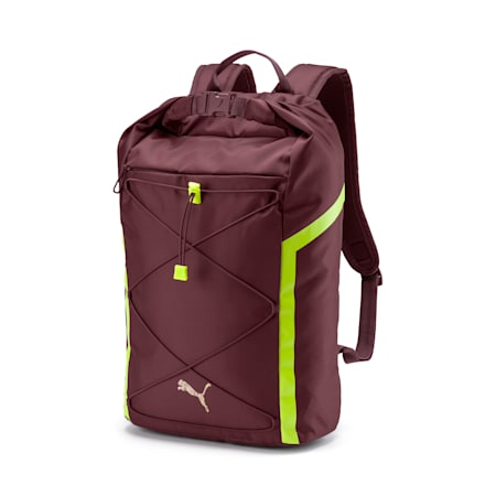 Active Training Shift Women's Backpack, Vineyard Wine, small-IND
