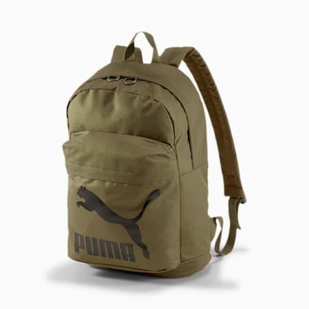Originals Backpack, Burnt Olive, small