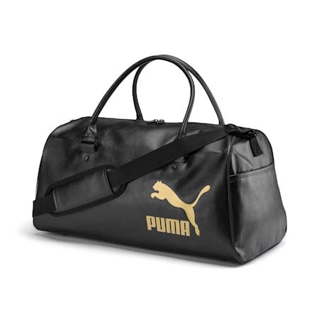 Originals Retro Grip Bag, Puma Black, small-IND