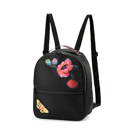 PUMA x SUE TSAI Women's Backpack, Puma Black, small-SEA