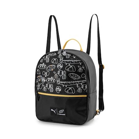 PUMA x TYAKASHA Backpack, Puma Black, small-SEA