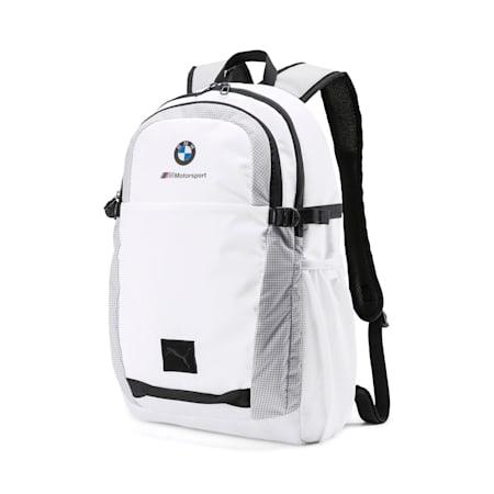 Zaino BMW M Motorsport, Puma White, small