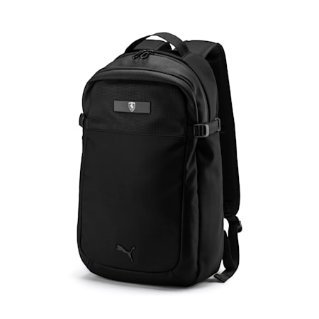Ferrari Lifestyle Backpack, Puma Black, small-IND