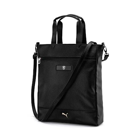 Ferrari Lifestyle Women's Shopper Bag, Puma Black, small-IND