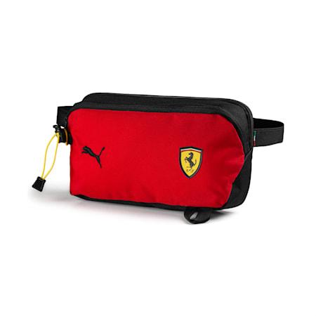 Ferrari Fanwear Waist Bag, Rosso Corsa, small-SEA