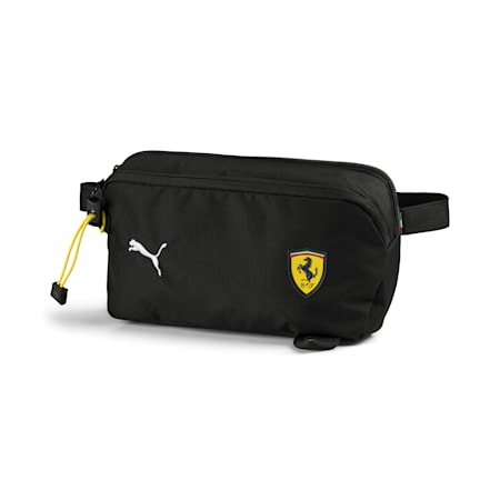 Ferrari Fanwear Gürteltasche, Puma Black, small