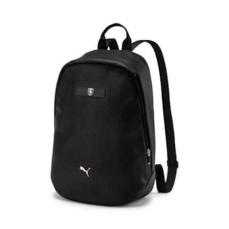 Ferrari Lifestyle Zainetto Backpack, Puma Black, small-IND