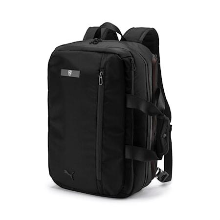 Ferrari Lifestyle RCT Backpack, Puma Black, small-IND