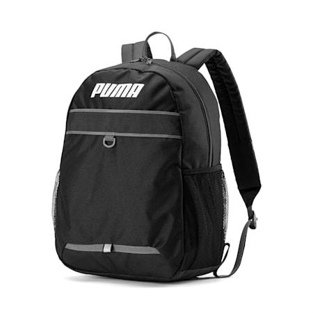 PUMA Reflective Tec Plus Backpack, Puma Black, small-IND