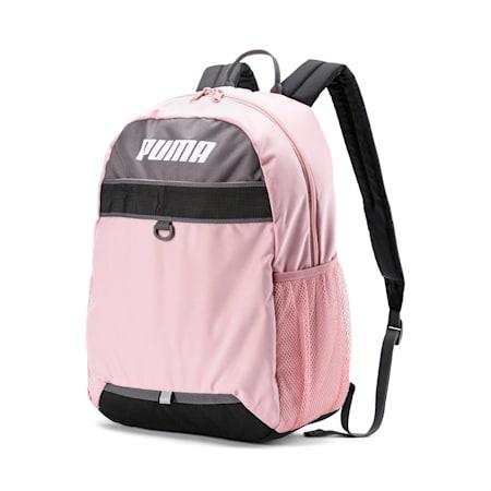 PUMA Reflective Tec Plus Backpack, Bridal Rose, small-IND
