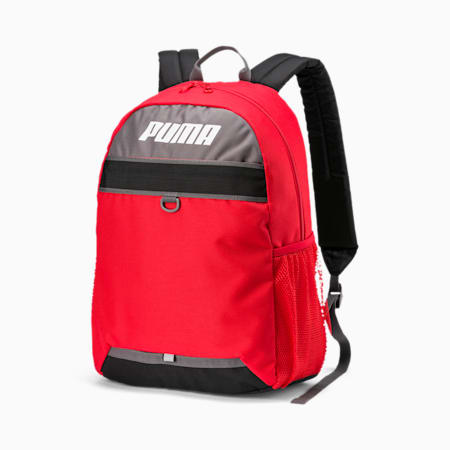 PUMA Plus Backpack, High Risk Red, small-SEA