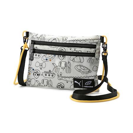 PUMA x TYAKASHA Sacoche Bag, Marshmallow, small