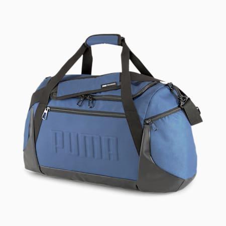 Gym Duffel Bag, Dark Denim, small