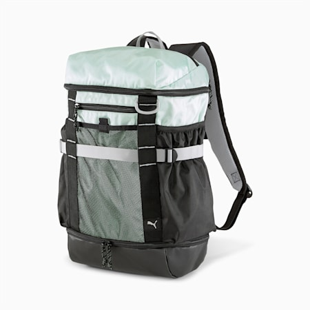 Energy Premium Backpack, Mist Green-High Rise, small