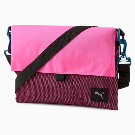 エナジー トレーニング サコッシュ バッグ 1.5L, Luminous Pink, small-JPN